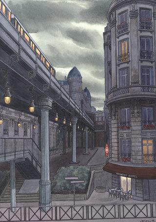 Passy Paris - Geoffrey Beloeil