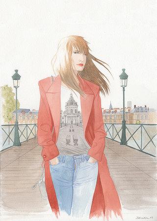 Parisienne - Geoffrey Beloeil