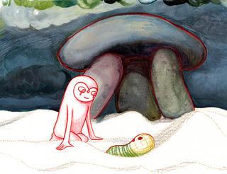 la poupée cacahuète -MeMo 2011