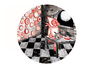 Le livre rouge-Didier jeunesse-2011