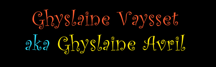 Ghyslaine Vaysset-Ghyslaine Avril ultrabook Portfolio