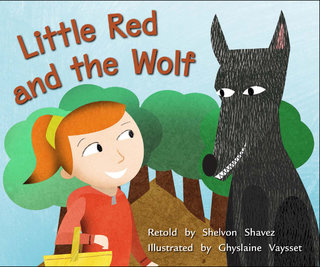 Little Red and the Wolf_Trillium publishing