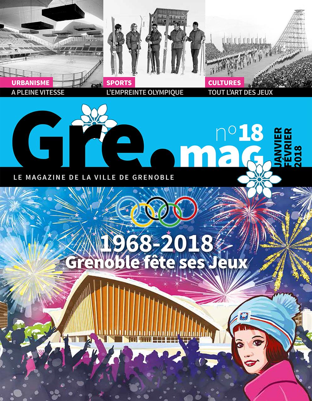 Magazine Gremag 18