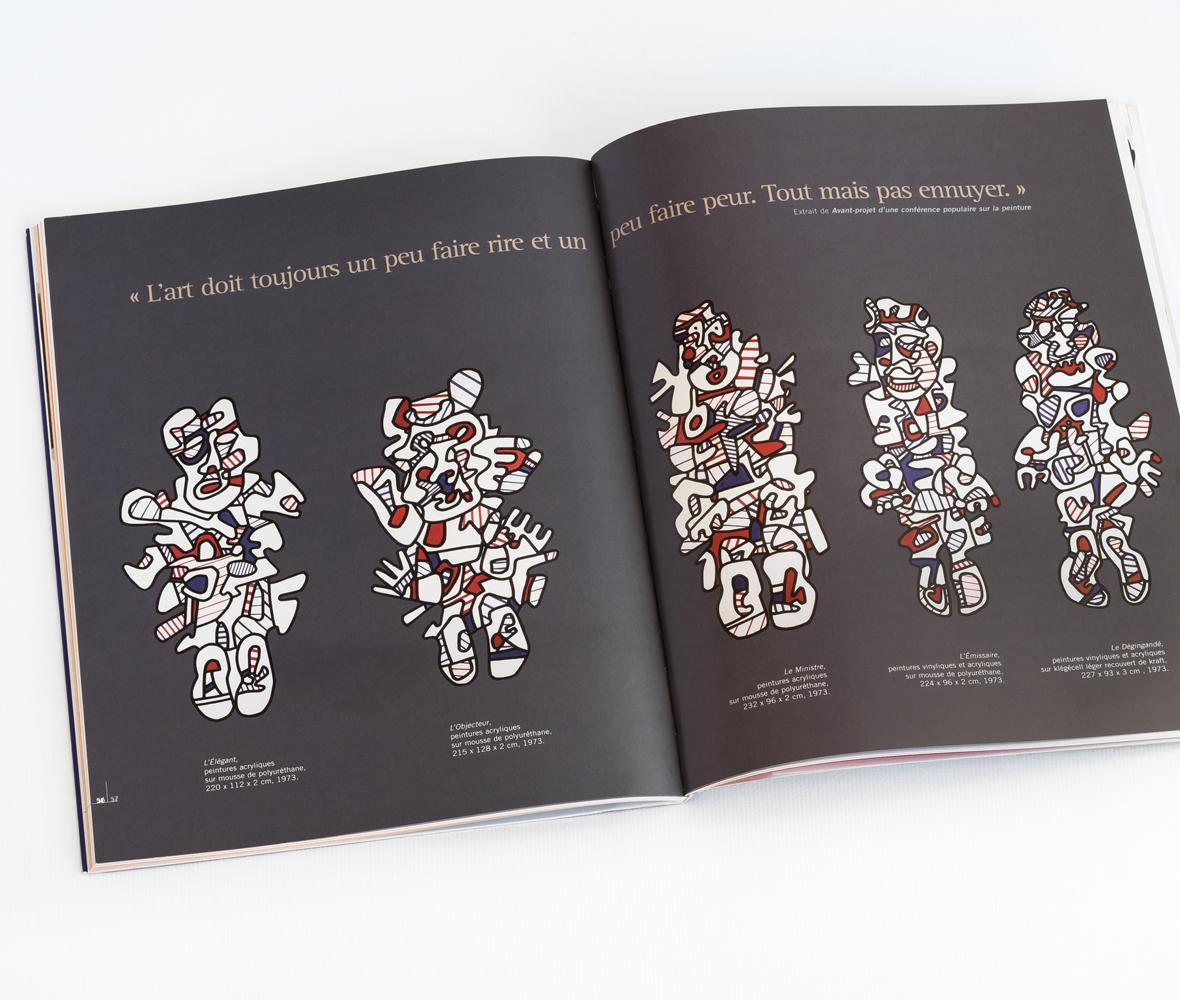 Catalogue Jean Dubuffet