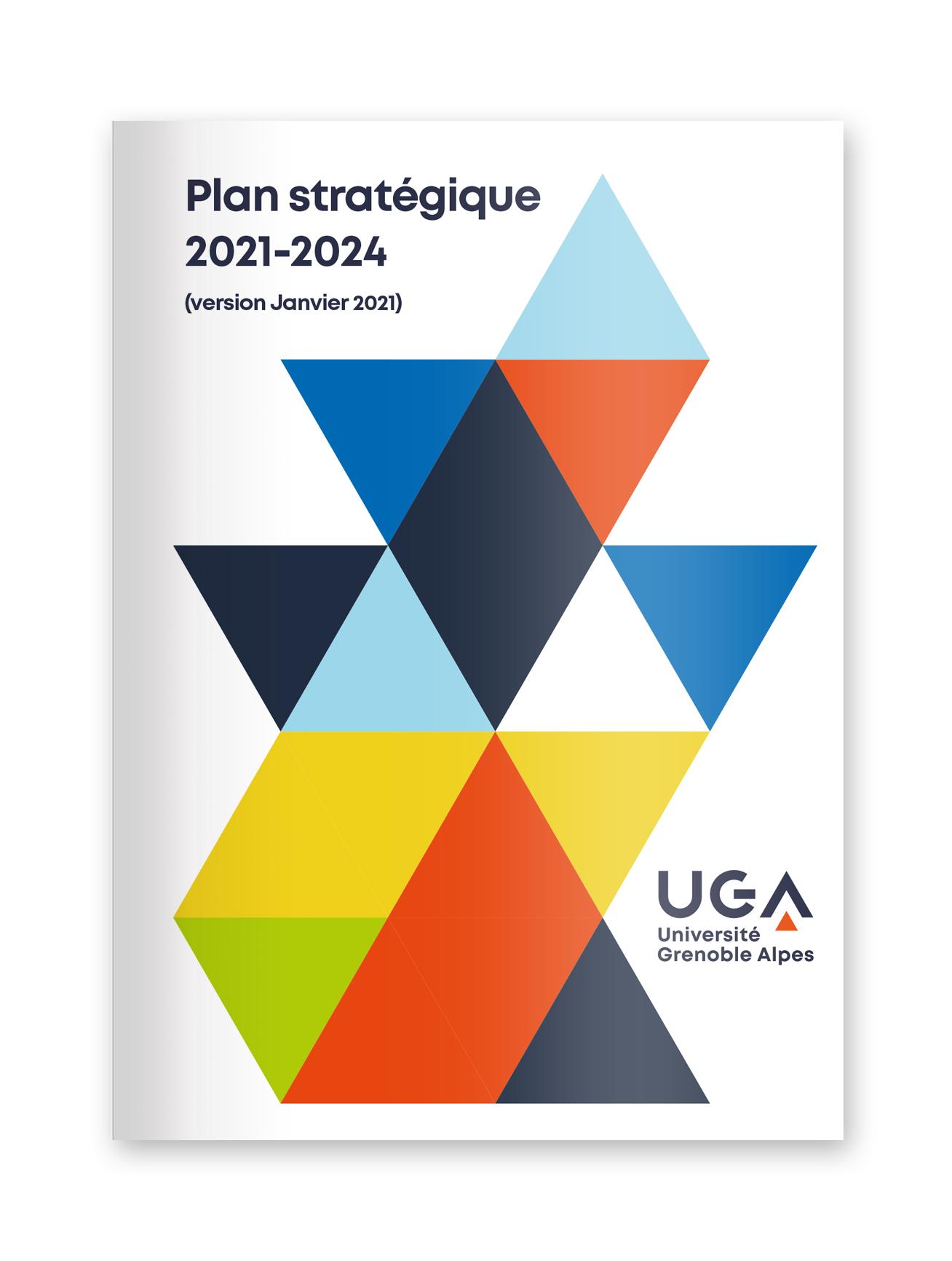 UGA_Plan strat 2021-2024_COUV
