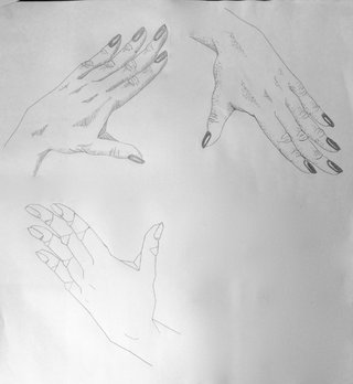 HANDS DRAW