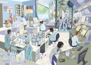 Laboratoire.