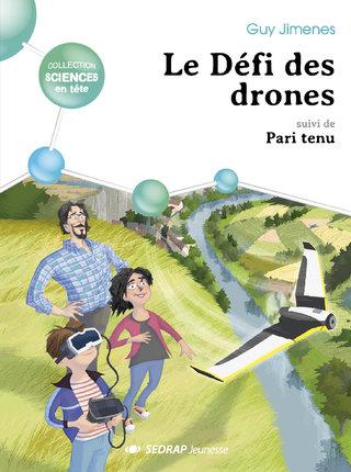 Couverture Le défi des drones.