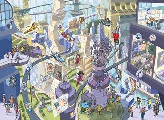 Super-heros et technologies. Edelvives, 2017.