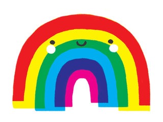 Rainbow's band