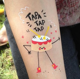 tatouTAPTAP
