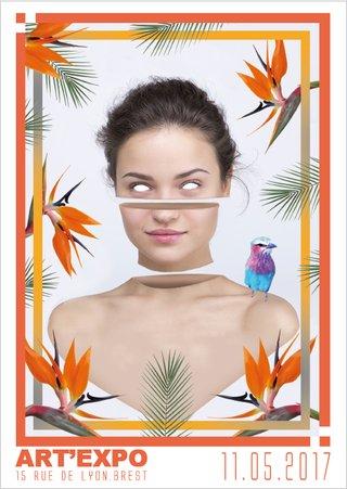 Affiche-art'expo
