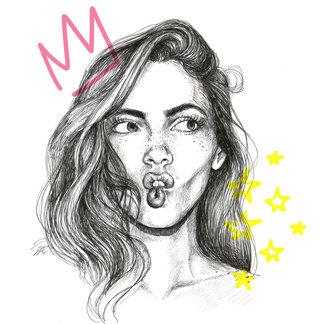 Princesse grimace