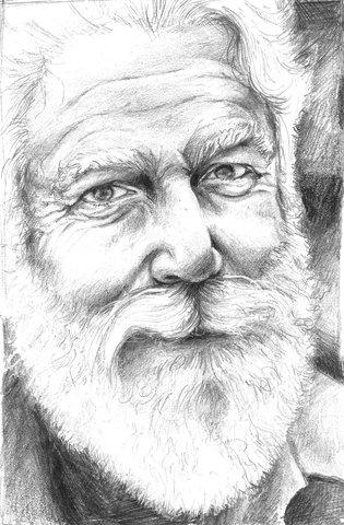 James Turrell portrait