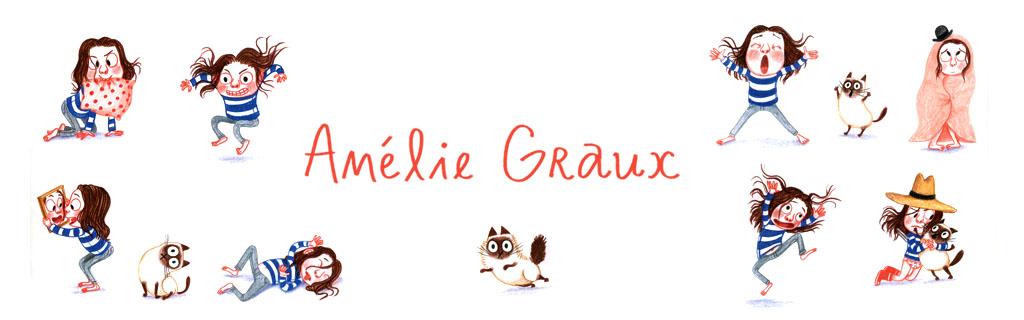 Le book d'Amélie Graux