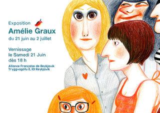 Expo à l'Alliance Française de Reykjavik