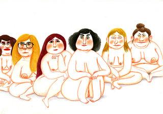 Des femmes