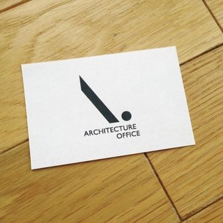 Logo Architecture Office