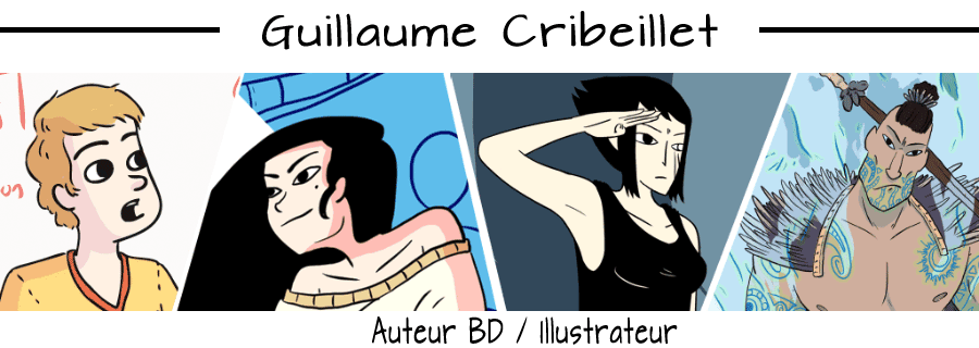 Ultra-book de guillaume-cribeillet Portfolio :