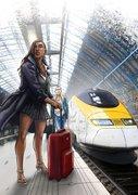 Ariane Dabo et Eurostar