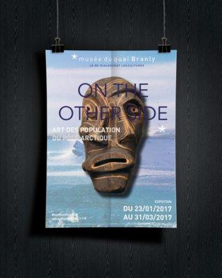 Affiche Musée du Quai Branly