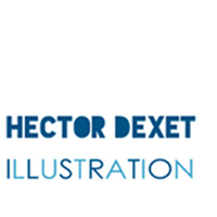 Hector dexet illustration