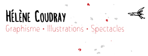 Hélène Coudray, graphisme, illustrationExpos et créations personnelles : Miron Mirette