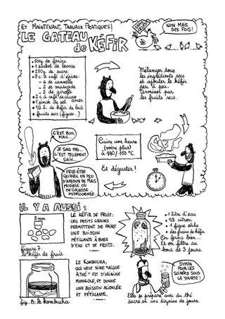 Le Kéfir, page 2
