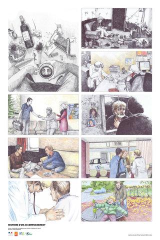 Histoire d'un accompagnement-Association Inser Santé-2013