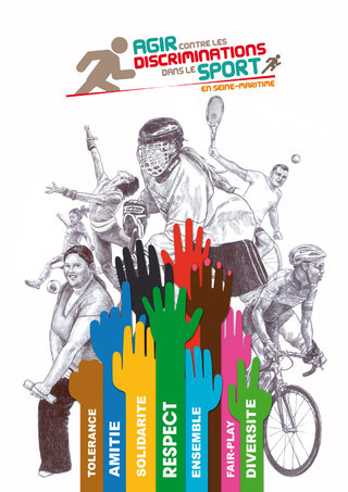Agir contre les discriminations dans le sport-DRJSCS & CDOS 76-2014
