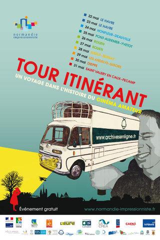 Tour Itinérant-Pôle Image Haute-Normandie-2013