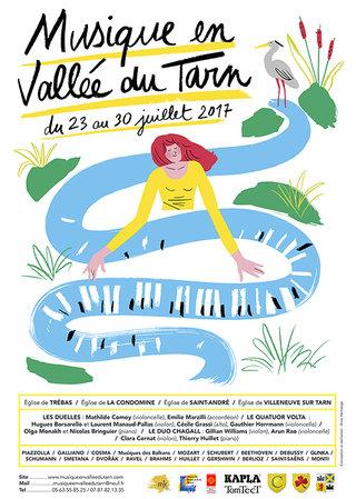 Musique en Vallée du Tarn
