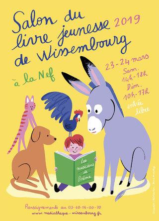 Salon du livre de Wissembourg