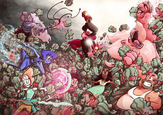 Steven Universe - Age of Watermelon