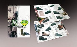 AUDA - Chaussures pour professionnels