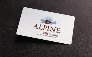 Alpine Village - location de chalets haut de gamme