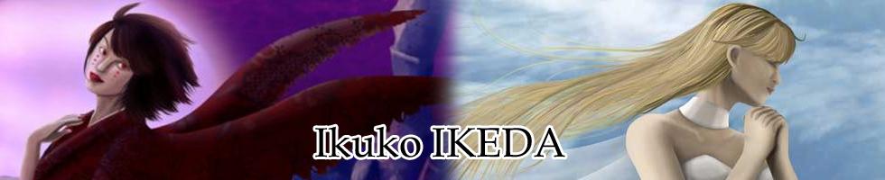 Ultra-book de Ikuko IKEDAA propos d'Ikuko : Expo