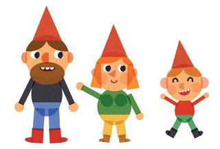 famille de gnomes