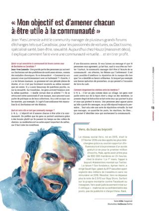 Médialibre : illustrations pour le magazine de l'EMI-CFD (2018)