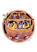 L'arche des Noée