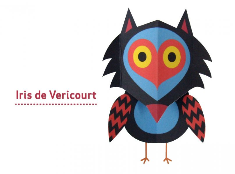Iris de Vericourt : Ultra-book