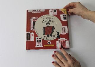 La maison douce (livre CD)
