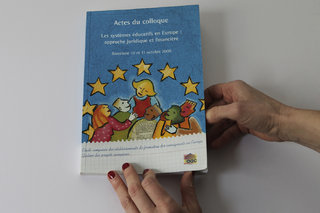 Colloque : systèmes éducatifs en Europe