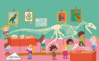 Mes incroyables dinosaures à décorer - Larousse
