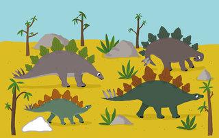 NouvelleMes incroyables dinosaures à décorer - Larousse