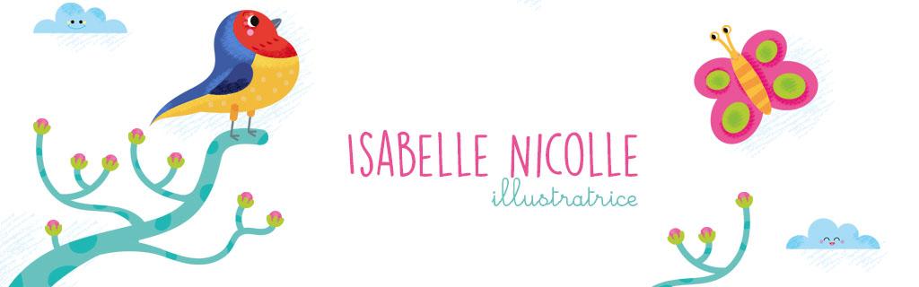 Isabelle NICOLLE Portfolio :