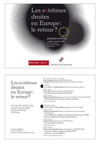 FONDATION DE LA RÉSISTANCE - SCIENCES PO (CEVIPOF/CNRS)