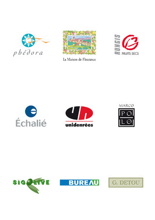LOGOS SECTEUR AGRO-ALIMENTAIRE