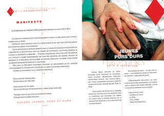 COMPAGNIE DE THÉÂTRE L'ORGANISATION