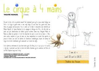 Fiche du programme - Festival des Petits Poissons dans l'O... 2013